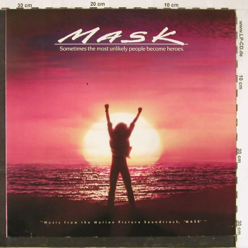 Mask: Music Fr.Steppenwolf..LittleRichard, MCA(252 250-1), D, 1984 - LP - E3118 - 4,00 Euro