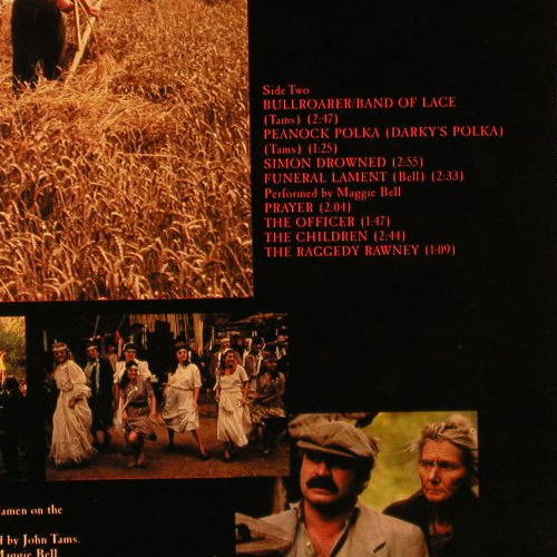 Raggedy Rawney: Music by Michael Kamen, Silva Scr.(), UK, 1988 - LP - E4536 - 5,00 Euro