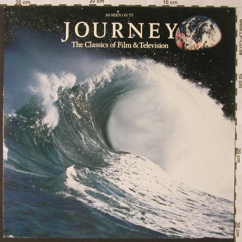 V.A.Journey: The Classics of Film&Televison, Towerbell(TVLP 16), UK, 1986 - LP - E9859 - 4,00 Euro