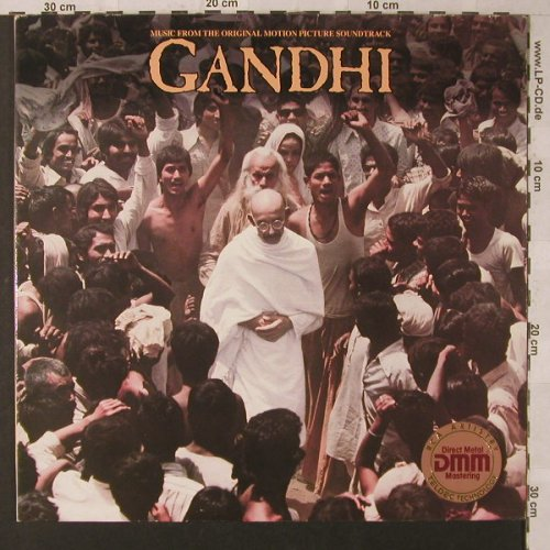 Gandhi: Music From,Foc, RCA(BL 14557), D, 1982 - LP - F1696 - 9,00 Euro