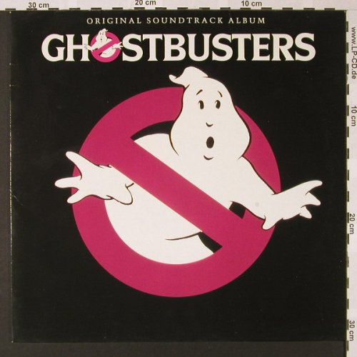 Ghostbusters: Original Soundtrack Album, Arista(208 720), D, 1984 - LP - F316 - 5,00 Euro