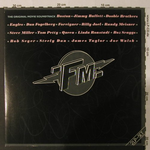 FM: Original Movie Soundtrack, Foc, MCA(0082.056), D, 1978 - 2LP - F5162 - 6,00 Euro