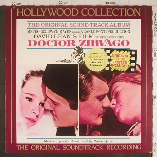 V.A.Hollywood Collection: Vol.1, Ri (1965), CBS(70 272), NL, co,  - LP - F6338 - 4,00 Euro