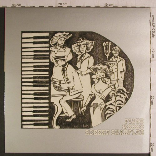 Sharples,Robert: Piano Moods, Coloursound Library(CS 48), D,  - LP - F6853 - 4,00 Euro