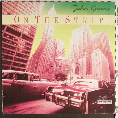Groves,John: On the Strip, Selected Sound(182), D, 1986 - LP - F9380 - 5,00 Euro