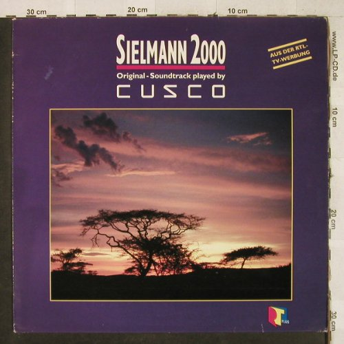 Sielmann 2000: Soundtrack by Cusco, CBS(469 321 1), D, 1991 - LP - H3668 - 5,50 Euro