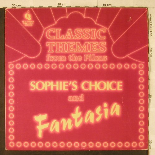 Sophie's Choice and Fantasia: Classic Themes from the Films, Quintessence(PMC-7217), US, 1983 - LP - H3669 - 6,00 Euro