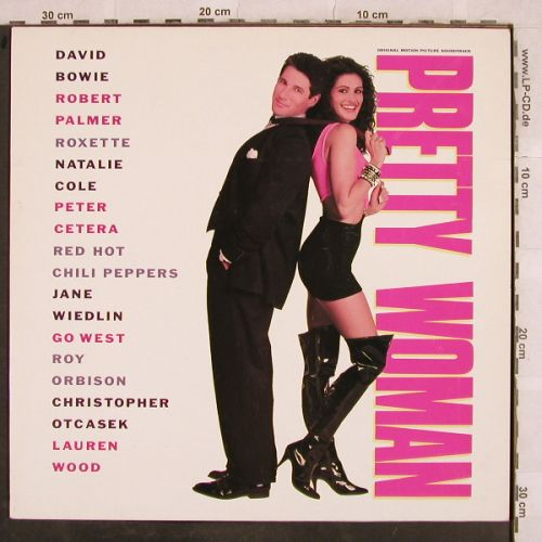 Pretty Woman: Original Soundtrack, EMI(7 93492 1), EEC, 1990 - LP - H9753 - 4,00 Euro