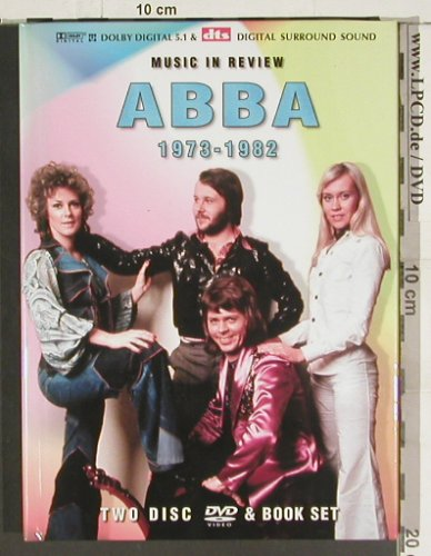 ABBA: Music in Review 1973-1982, dts(CRP1865), EU, 2005 - 2DVD-V - 20025 - 10,00 Euro