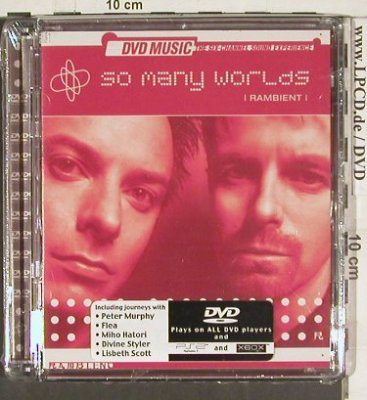 Rambient: So Many Worlds, FS-New, Immergent(287006-9), , 2003 - DVD-A - 20066 - 7,50 Euro
