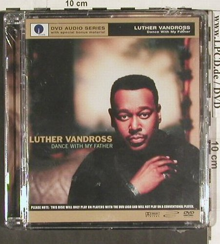 Vandross,Luther: Dance With My Father, FS-New, BMG(), , 03 - DVD-A - 20113 - 20,00 Euro