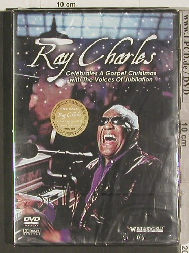 Charles,Ray: Celebrates a Gospel Christmas, Wienerworld(WNRD 2218), FS-New, 2004 - DVD-V - 20123 - 10,00 Euro