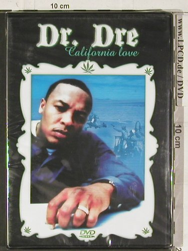 Dr.Dre: California Love, FS-New, DRE(RDV17/NT105), EU, 2004 - DVD - 20241 - 14,00 Euro