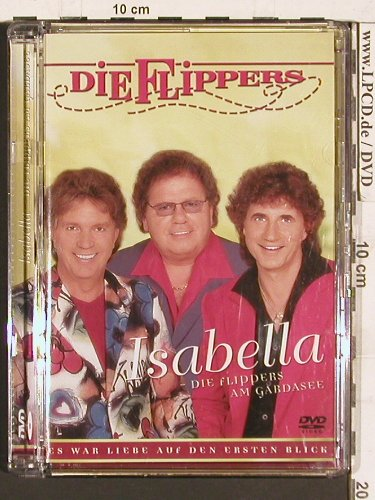 Flippers: Isabella, BMG(74321 96037 9), D, 2002 - DVD - 20260 - 9,00 Euro
