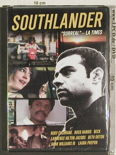 Southlander: Surreal - L.A. Times, FS-New, Electric DVD(), Ab 18,16:9, 2004 - DVD-V - 20018 - 10,00 Euro