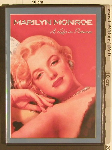 Monroe,Marilyn: A Life in Pictures, Cherry Red Films(RedlineDVD2), , 2005 - DVD-V - 20065 - 7,50 Euro
