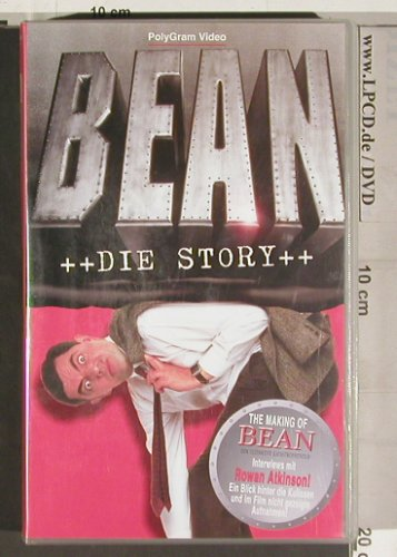 Bean: Die Story, The Making of, PolyGram(22 11 093), NL, 1997 - VHS - 20181 - 5,00 Euro