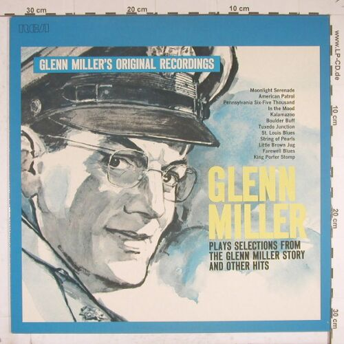 Miller,Glenn: Play Selections From G.M., RCA(), D, 60 - LP - B267 - 4,00 Euro