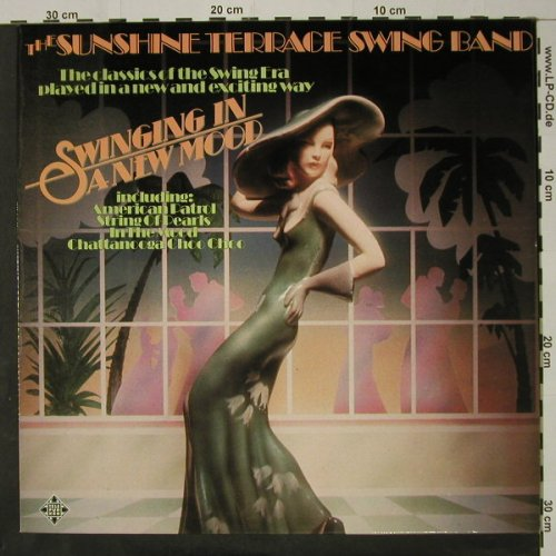 Sunshine Terrace Swing Band: Swingin'In A New Mood, Telefunken(6.22997 AS), D, 1977 - LP - C8739 - 5,00 Euro