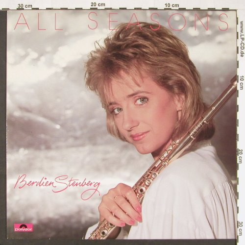 Stenberg,Berdien: All Seasons, Polydor(826 607), D, 1985 - LP - C9128 - 3,00 Euro