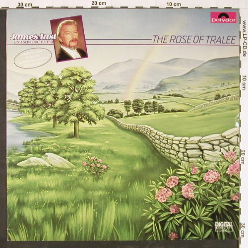 Last,James: The Rose Of Tralee, Polydor(815 984-1), D, 1983 - LP - E1151 - 5,00 Euro