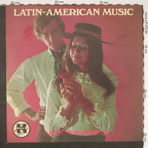 Tolero,Juan  and his Orchestra: Latin-American Music, Kontakt(), NL,  - LP - E904 - 5,00 Euro