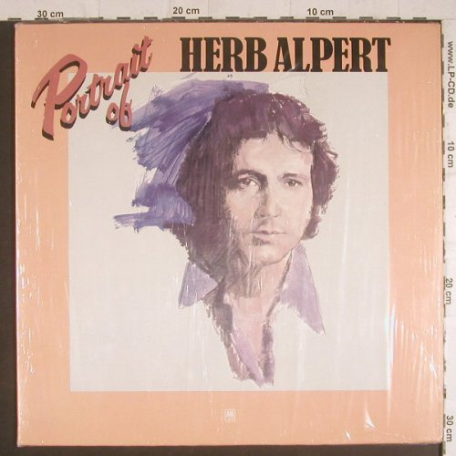 Alpert,Herb: Portrait Of, Foc, AM(87 339 XBT), D, 1973 - 2LP - F6062 - 6,00 Euro