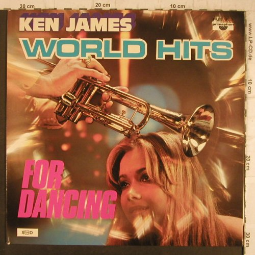 James,Ken: World Hits for Dancing, Primaphon(PMR 3507), D,  - LP - F8361 - 5,00 Euro