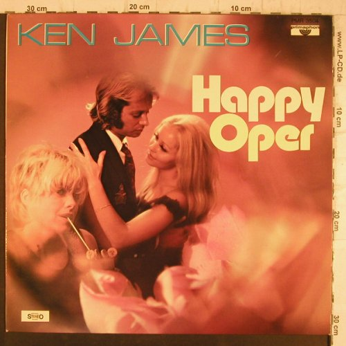James,Ken: Happy Oper, Primaphon(PMR 3504), D,  - LP - F8370 - 5,00 Euro
