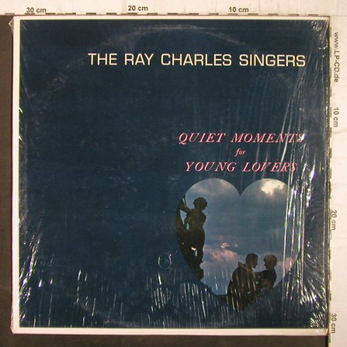 Charles Singers,Ray: Quiet Moments for Young Lovers, Somerset(SF-21400), US,  - LP - F9153 - 6,00 Euro