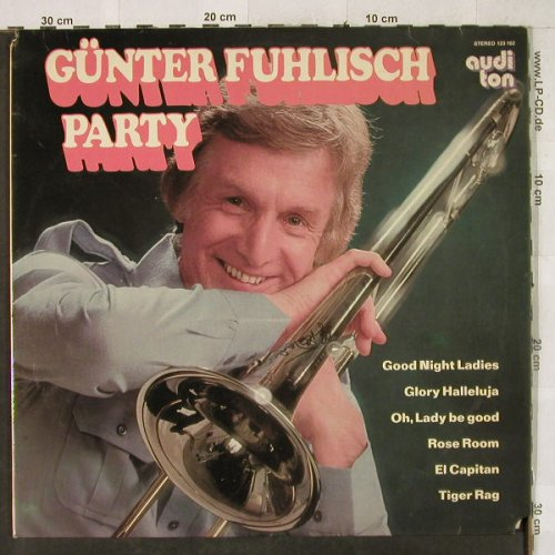 Fuhlisch,Günther and his new Band: Party, Foc, m-/vg+, Audi ton(123 162), D,  - 2LP - H3534 - 6,50 Euro