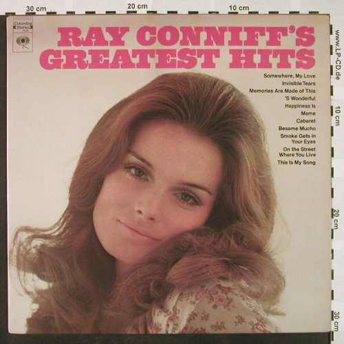 Conniff,Ray: Greatest Hits, Columbia(PC 9839), US,Ri,  - LP - H4204 - 6,00 Euro