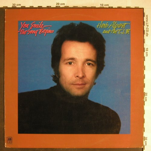 Alpert,Herb & Tijuana Brass: You Smile-The Song Begins, AM(AMLS 63620), UK, 1974 - LP - H6685 - 5,50 Euro