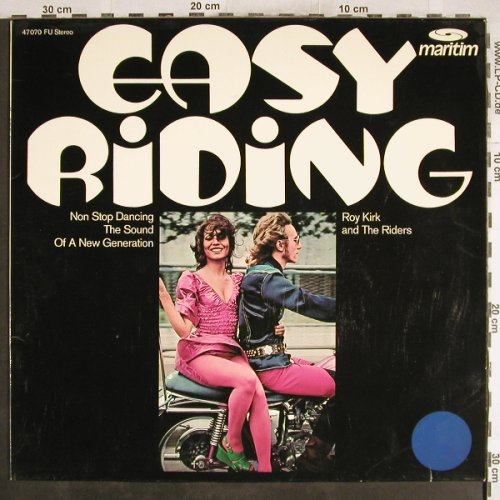 Kirk,Roy  and the Riders: Easy Riding, Maritim(47070 FU), D,  - LP - H7419 - 4,00 Euro