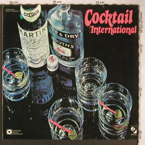 Alzner,Claudius: Cocktail International, Foc, DSC(28 163-4), D,  - 2LP - X5029 - 7,50 Euro